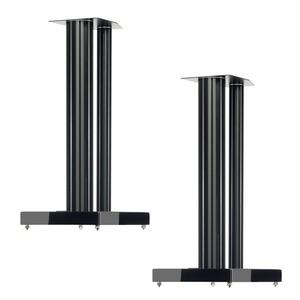 Canton LS 850.3 Lautsprecherstaender Highgloss schwarz